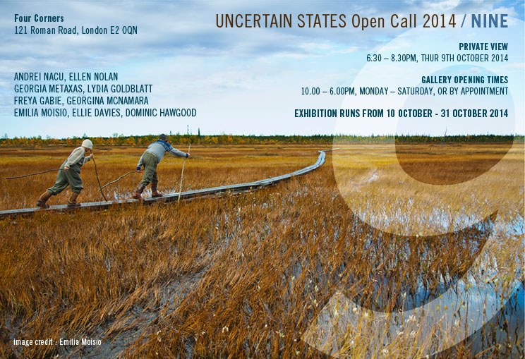 ECS open call 2014