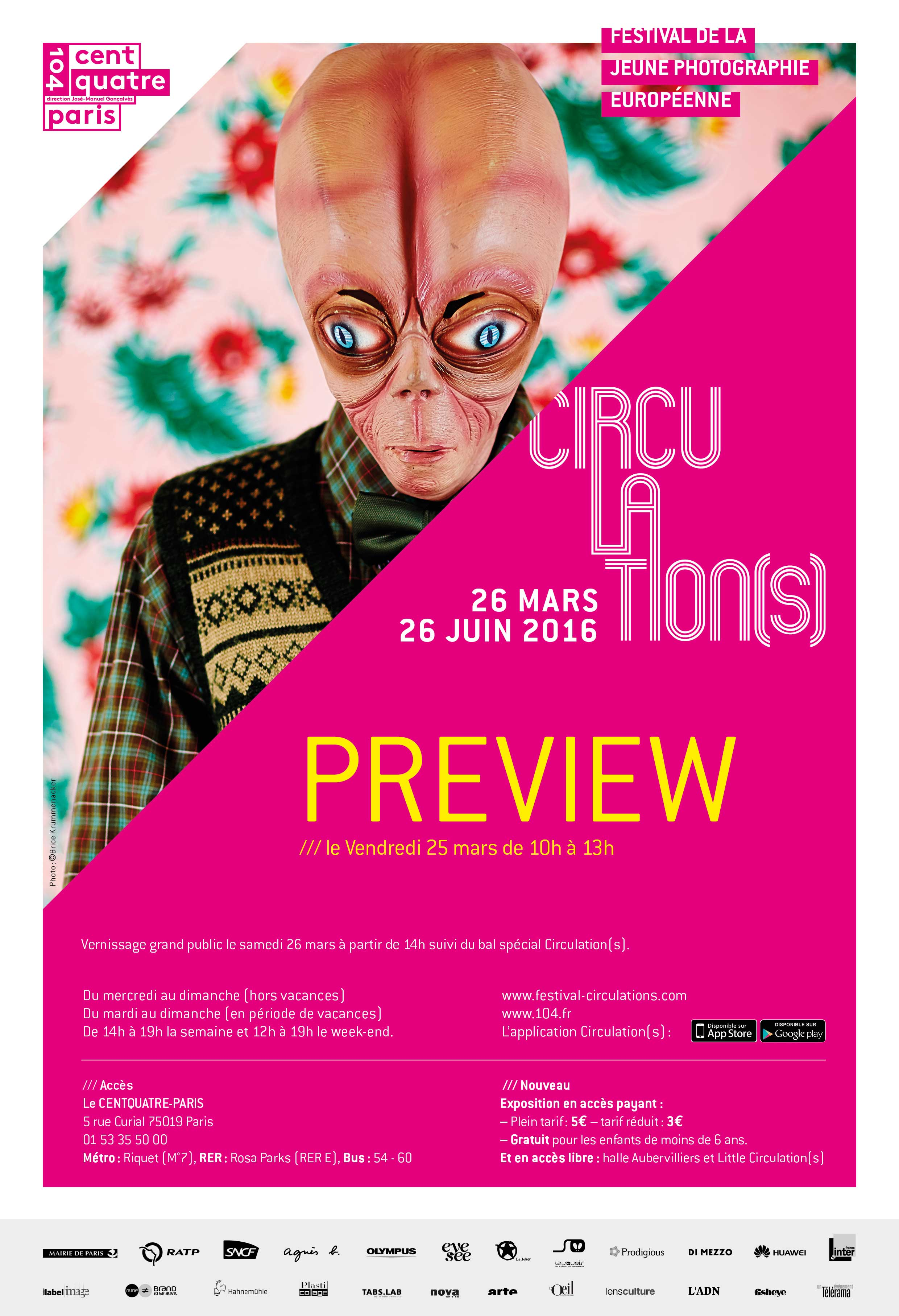 Festival Circulation(s)--Preview--vendredi 25 mars