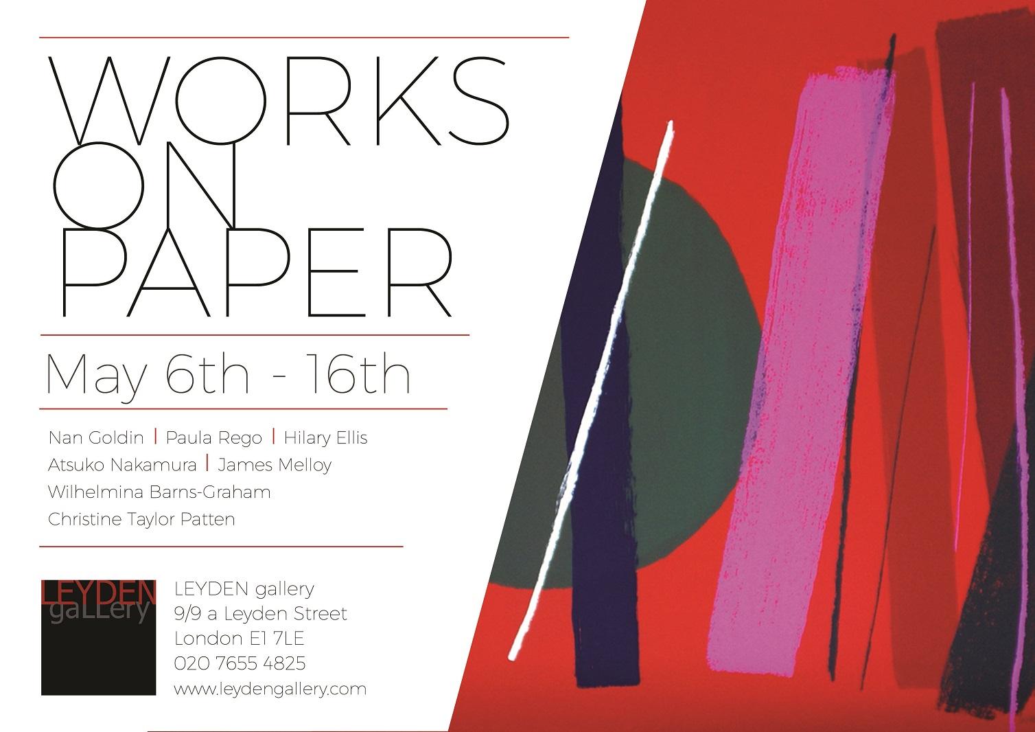 Woks on Paper